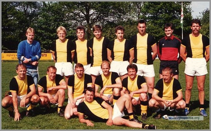 VKG Amsterdam Winning team  88(7V)