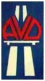AVD Logo Sticker(V)